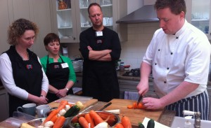Hands-On Knife Skills Class